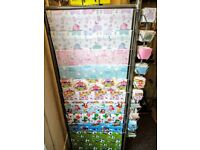 Gift Wrap Stand & Tag holder
