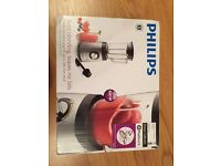 Brand new/ unused/ still in original box - Philips Avance Collection ProBlend 6 (HR2096) blender