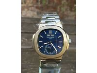 Patek Philippe Nautilus 5726 stainless steel blue