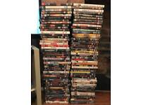 Massive joblot of DVDs. 96 in total, mixed titles