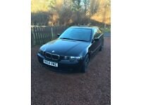 BMW 316ti Sport 3d Auto - low mileage for age - great condition - 1st to view will buy!