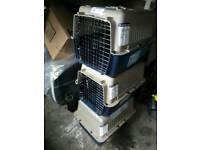 Pet crate x 3