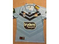 New South Wales blues 2018 rugby shirt Large