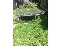 Free 8 foot trampoline