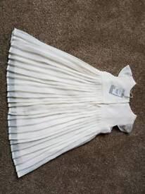Girls dressLittle RJR Debenhams John Rocha 18-24months