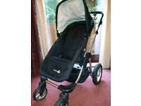 First wheels travel system