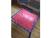High quality trampoline (indoor trampoline) weight limit 35 kg
