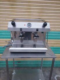 Fracino Bambino 2 Group Semi Automatic Commercial Coffee Machine
