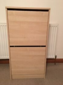 DYSON HOOVER, CHEST OF DRAWERS, SOFA, CORNER DISPLAY UNIT, SHOE CABINET
