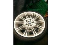 Bmw mv11 18 inch alloy wheels