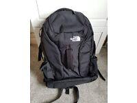 North Face Big Shot Backpack (Black)