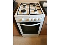 Gas cooker free standing 49 m