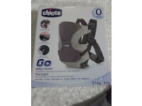 Chicco Go Baby Carrier 3.5kg/9kg Moon