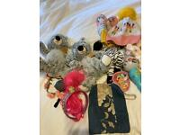 Bundle of Kids Toys and Headbands FREE