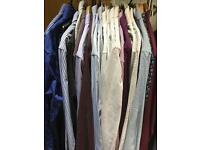 Selection of men's shirts some with labels £5.00 each