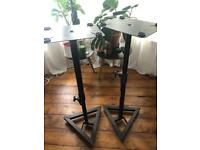 Pair of Studio Monitor Stands
