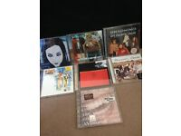 Selection of CD Albums for sale