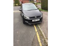 Vw black Polo 1.2 for sale! £6999 good condition