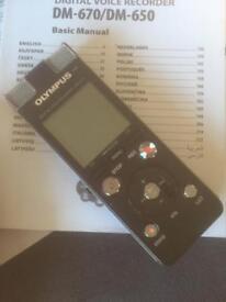 Dictaphone/Voice Recorder