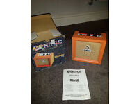 Orange Micro Crush PiX Guitar Amplifer