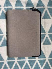 Grey Côte&Ciel Zip Sleeve for 13-inch MacBook Pro