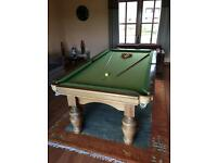 Snooker Table / Pool Table 3/4 size