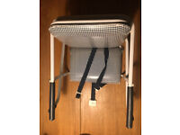 Retro / Vintage 1980s Portable Hook-On Table Highchair Baby Seat