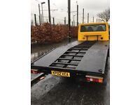 Ford Transit recovery in very good condition - mileage 99 k - 10 months mot