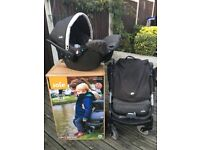 Joie Muze Push Chair & Baby Car Seat