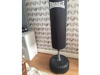 Lonsdale boxing punch bag