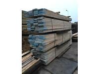 Reclaimed 3.9 scaffold boards