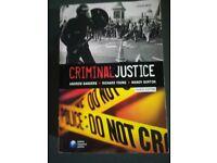 Criminal Justice. Sanders, Young and Burton. Cambridge