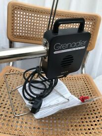 New Grenadier electric firelighter, rrp £130