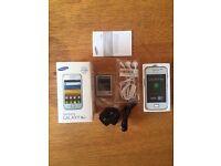 Samsung GALAXY Ace GT-S5830i-White Smartphone Vodafone