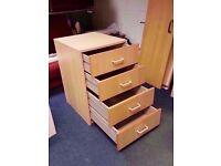 Office storage drawers 78cm x 60cm x 50cm