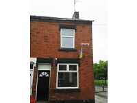 ***LET BY***2 BEDROOM END TERRACE-ELM STREET-COBRIDGE-LOW RENT-DSS ACCEPTED-NO DEPOSIT-PETS WELCOME^