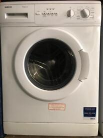 Beko washing machine latest model A+A class fully working order for sale