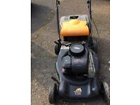 McCullough self propelled Petrol Lawn Mower Briggs & Stratton engine needs attention