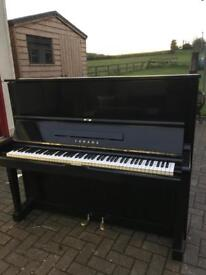 Yamaha U2 black case |Belfast Pianos|Fee Delivery|