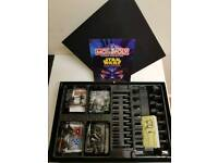 Collectors Star Wars Saga Edition Monopoly...2005 dated