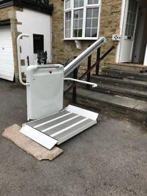 Accessible Platform Lift