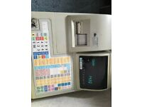 Electric till cash register( ET-6800) for sale