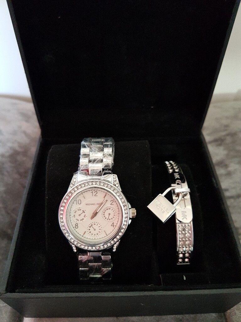 Michael Kors Watch Bracelet Set In Gateshead Tyne And Wear