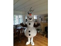 Olaf from Frozen costume hire in South London - £40