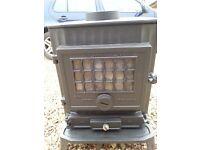 COALBROOKDALE MUCH WENLOCK Woodburner with backboiler REDUCED