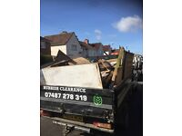 Rubbish clearances & Removals / Garden services