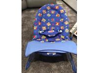 Fisher Price Cover n' Play Bouncy Chair