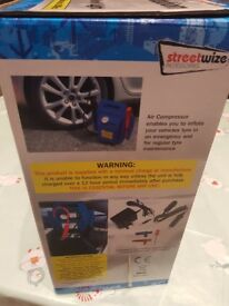 streetwize portable power station and engine starter