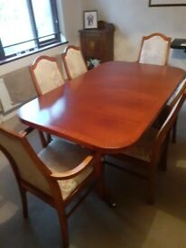 Dining Room Set ( includes Sideboard)