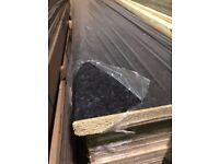 black worktops (3.0m) 40mm special discounts